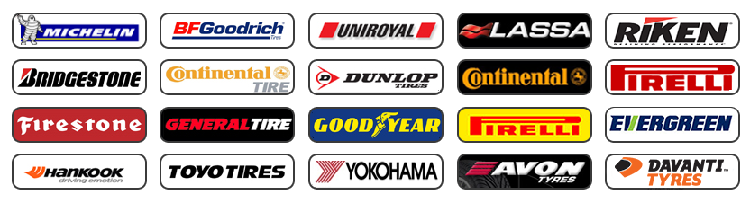 tyre brands - MOT, Servicing & Tyres Knowsley